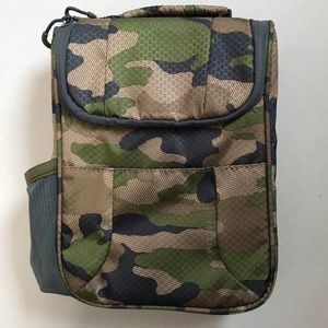 Other - Small insulated lunch tote. Army camo print.